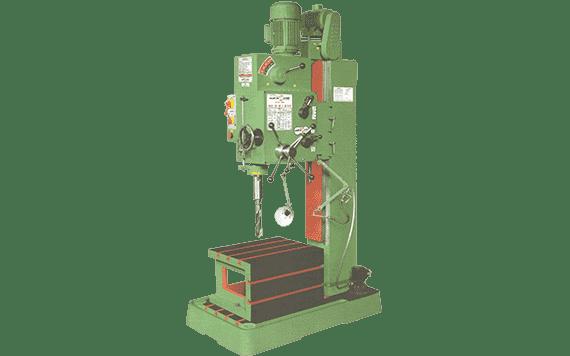 50mm All Geared Box Column Pillar Drilling Machine | Maan Technoplus