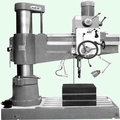 A machine tool