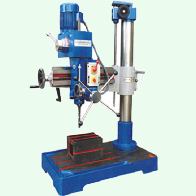 Best radial drilling machine