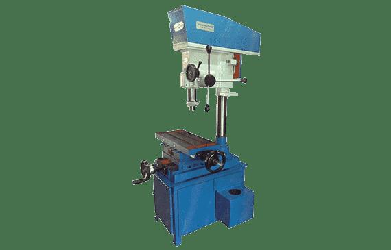 25mm Drilling cum Milling Machine Manufacturer in Gujarat | Maan Technoplus