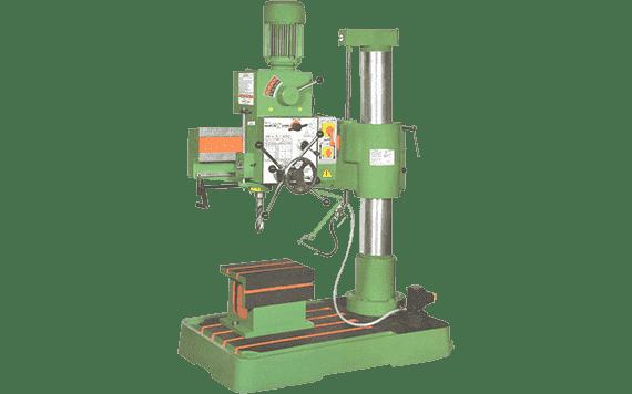 38mm All Geared Radial Drilling Machine | Maan Technoplus