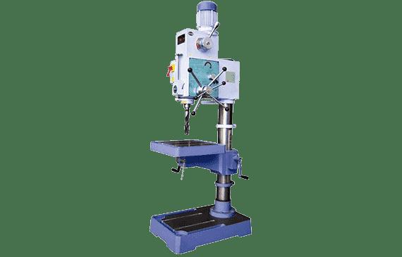 40mm All Geared Pillar Drill Machine | Maan Technoplus